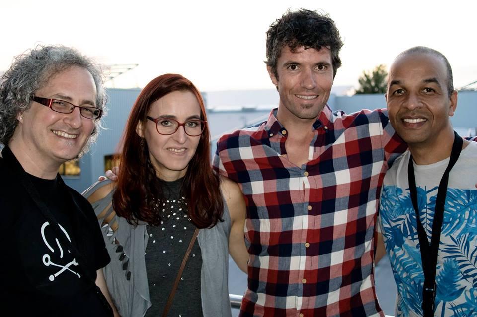 With Steve Lawson, Bernhard Lackner, Kai Eckhardt