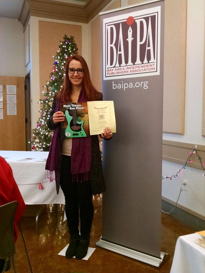 Honorary Mention BAIPA Book Awards