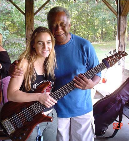With Chuck Rainey!