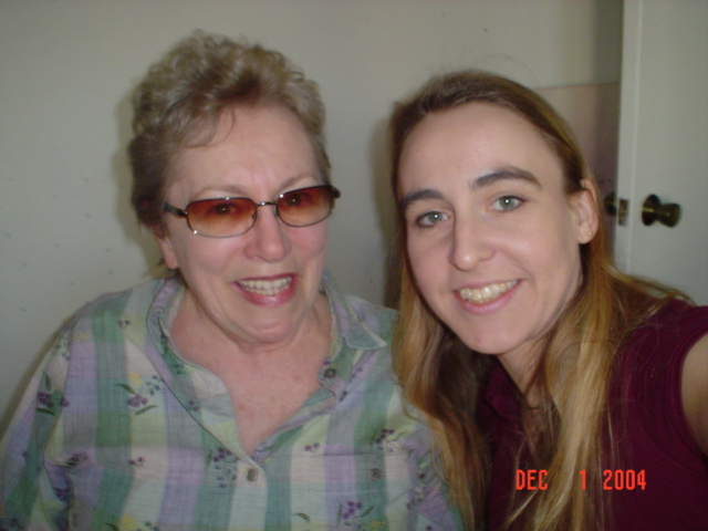 With Carol Kaye