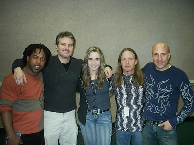 With Victor Wooten, Steve Bailey, Mike Pope, Kenny Aronnoff