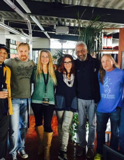 With Lee Sklar, Steve Bailey, Nicole Badila, Chuck Rainey,
