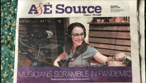 Ariane Cap Vallejo Times Herald