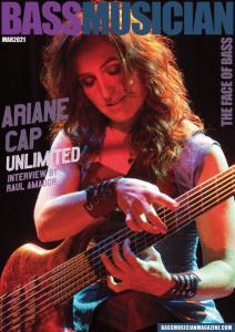Ariane Cap Bas smUsician Magazine